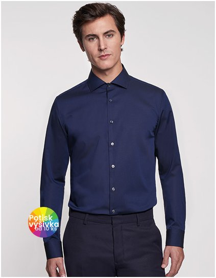 Men Shirt Tailored Long Sleeve  G_SN241327