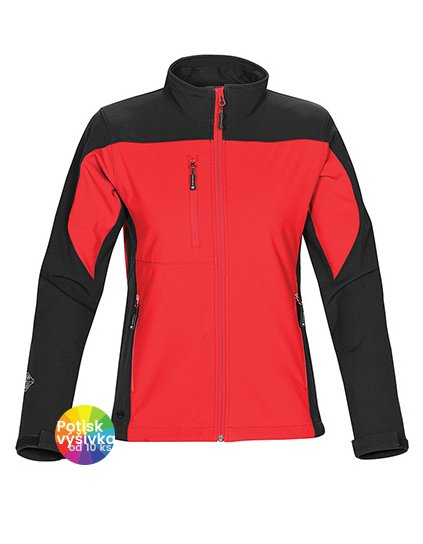 Women`s Edge Softshell Jacket  G_ST108F