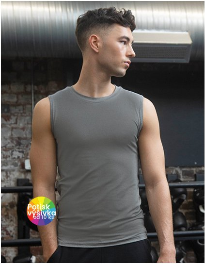 Men's Sleeveless T-Shirt  G_TL505