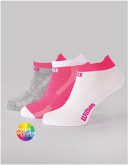Ladies Training low Socks (3er Pack)  G_WS8971