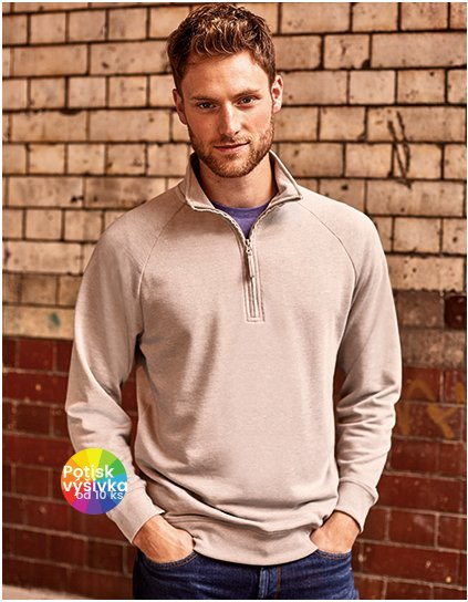Men' s HD Quarter Zip Sweat  G_Z282M