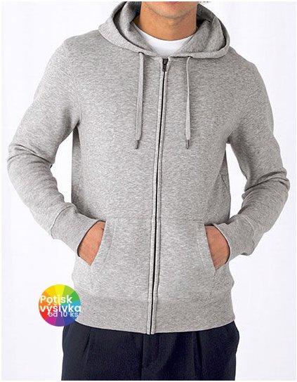 KING Zipped Hood Jacket  G_BCWU03K