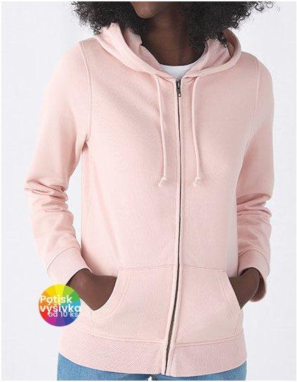 Organic Zipped Hood Jacket /Women  G_BCWW36B