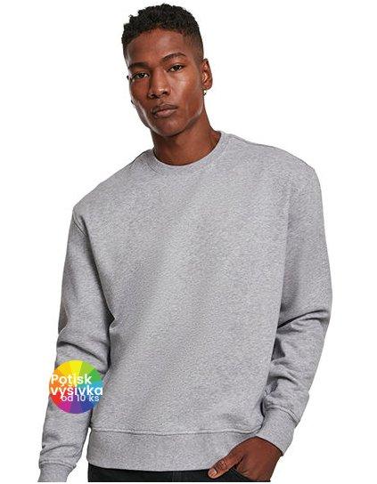 Premium Oversize Crewneck Sweatshirt  G_BY120