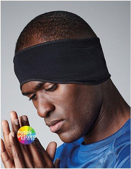 Softshell Sports Tech Headband  G_CB316