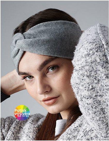 Twist Knit Headband  G_CB432