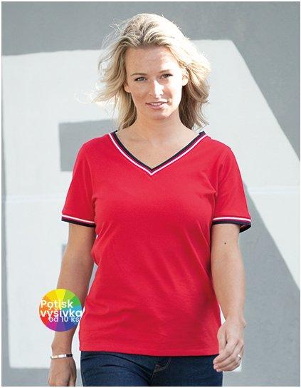 Elbert Piqué Ladies T-Shirt  G_EL38027