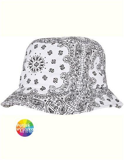 Bandana Print Bucket Hat  G_FX5003BP