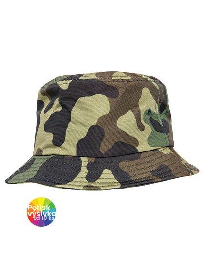 Camo Bucket Hat  G_FX5003CB