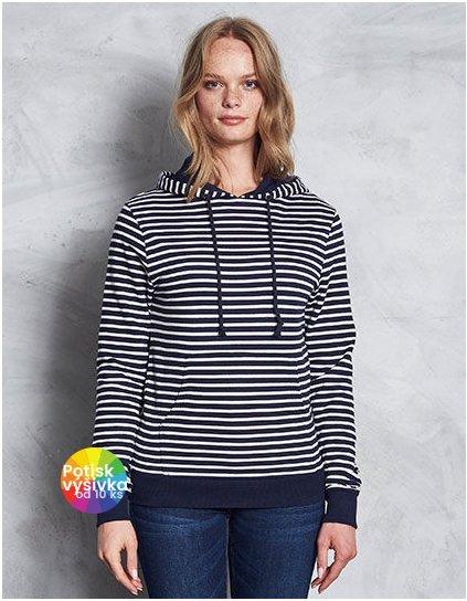 Nautical Stripe Hoodie  G_JH018
