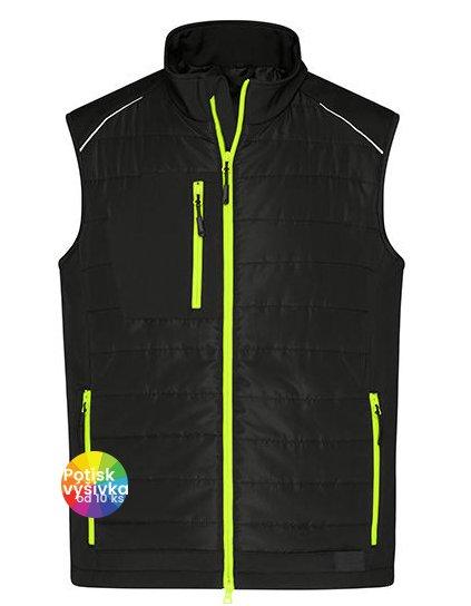 Men's Hybrid Vest  G_JN1822