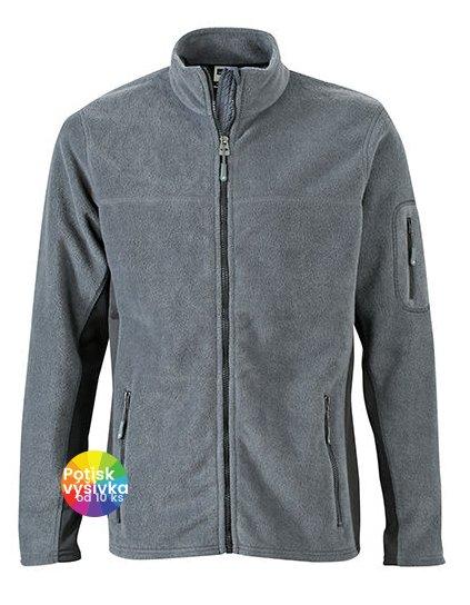 Men's Workwear Fleece Jacket -STRONG-  G_JN842