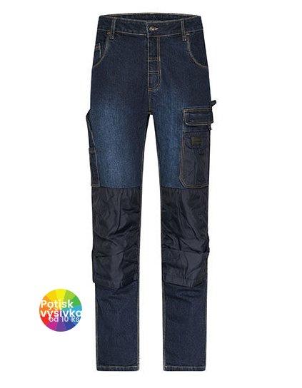 Workwear Stretch-Jeans  G_JN875