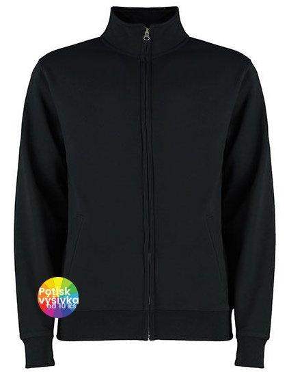 Regular Fit Zipped Sweatshirt  G_K334