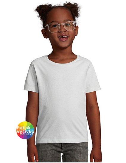 Kids´ Round Neck T-Shirt Martin  G_L03102