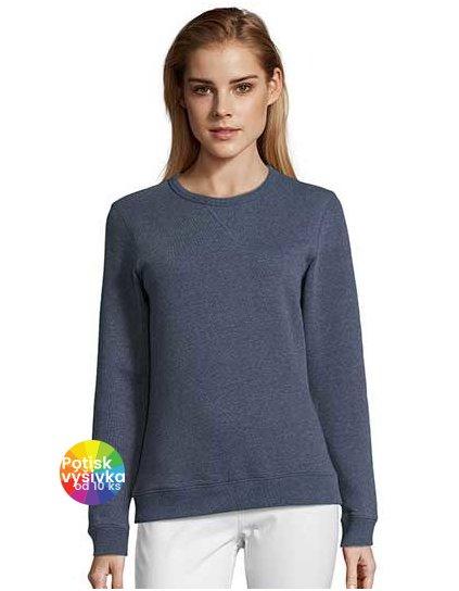 Women´s Round Neck Sweatshirt Sully  G_L03104