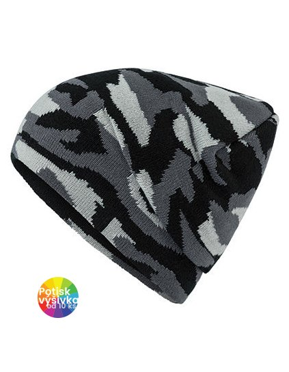 Camouflage Beanie  G_MB7134