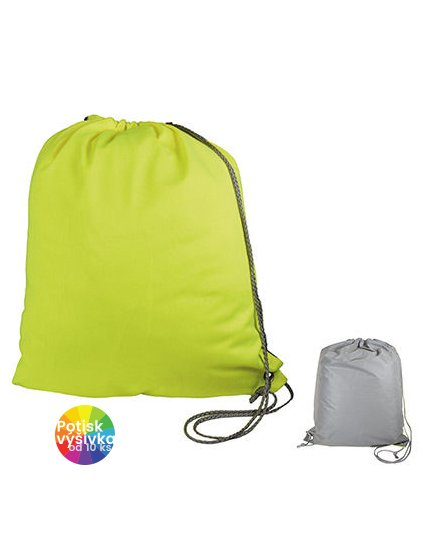 One-Sided Reflective Gym Bag  G_NT6170