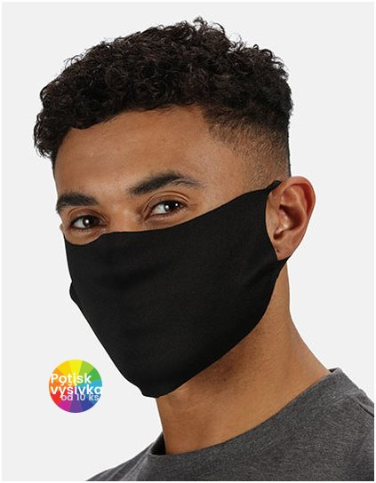 Anti-Bac Washable Face Cover (Pack of 10)  G_RG121M