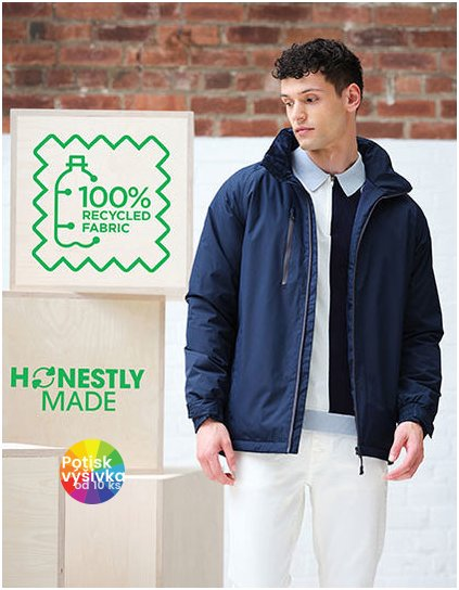 Honestly Made Recycled Insulated Jacket  G_RG2070