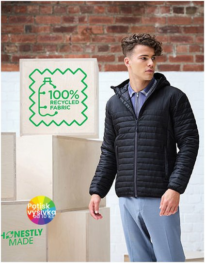 Honestly Made Recycled Ecodown Thermal Jacket  G_RG4230
