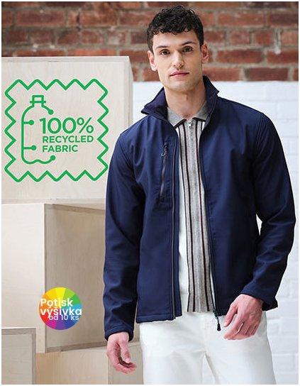 Honestly Made Recycled Softshell Jacket  G_RG6000