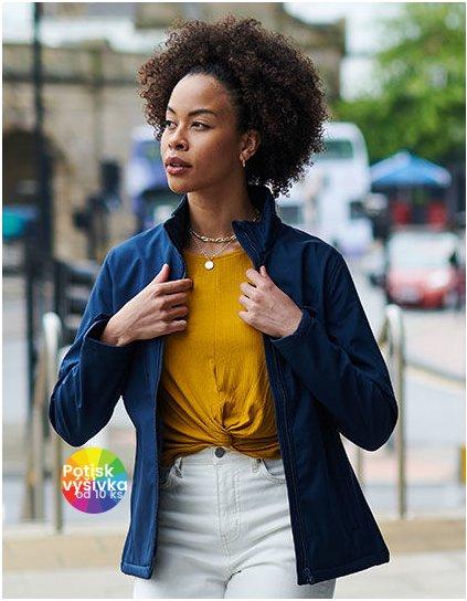 Womens Ablaze 3-layer Printable Softshell Jacket  G_RG613