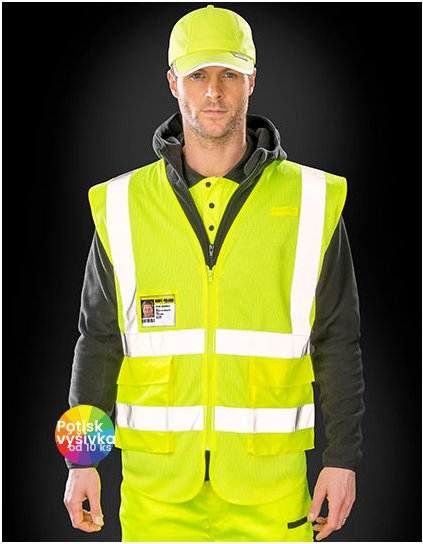 Executive Cool Mesh Safety Vest  G_RT479