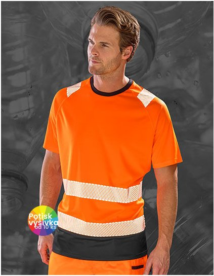 Recycled Safety T-Shirt  G_RT502