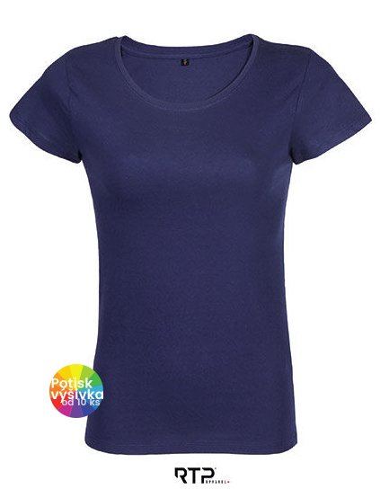 Womens Tempo T-Shirt 145 gsm (Pack of 10)  G_RTP03255