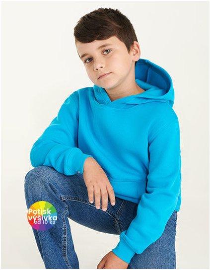 Capucha Kids Hooded Sweatshirt  G_RY1087K