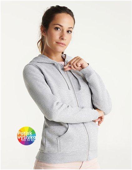 Veleta Woman Sweatjacket  G_RY6425