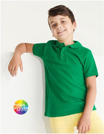 Star Kids Poloshirt  G_RY6638K