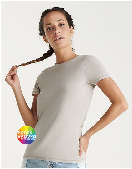 Golden Organic Woman T-Shirt  G_RY6696