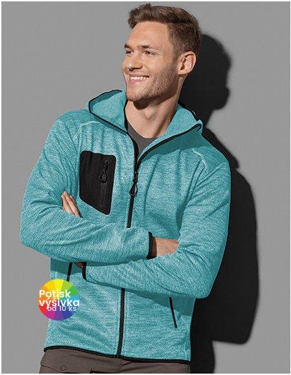 Recycled Fleece Jacket Hero  G_S5860