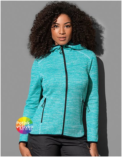 Recycled Fleece Jacket Hero Women  G_S5960