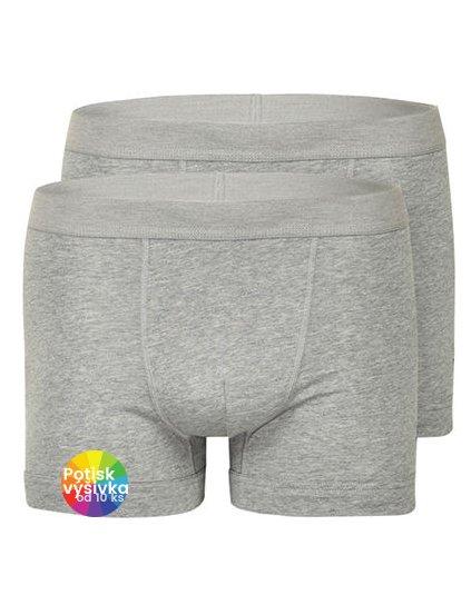 Men Boxer Shorts 2-Pack  G_SN002229