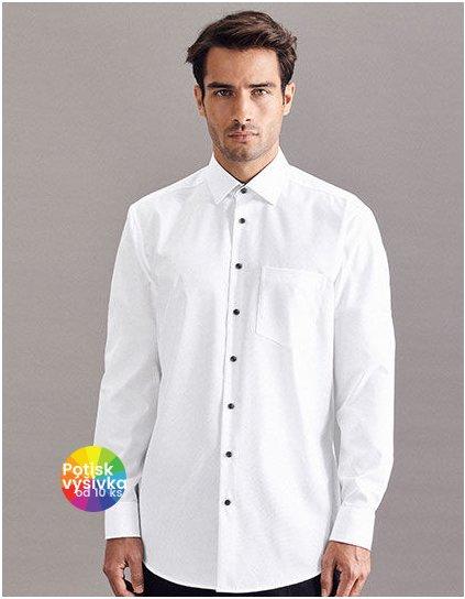 Men`s Shirt Poplin Regular Fit Longsleeve  G_SN193690