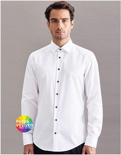 Men`s Shirt Poplin Slim Fit Longsleeve  G_SN693690