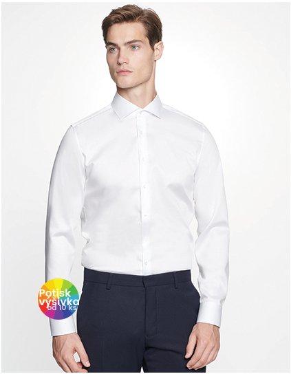 Men`s Shirt Slim Fit Twill Longsleeve  G_SN695007