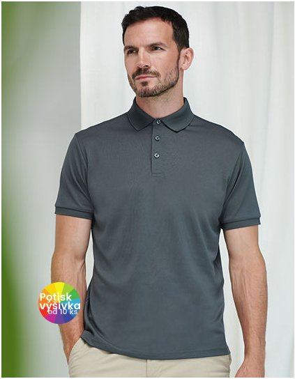 Recycled Polyester Polo Shirt  G_W465