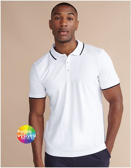 Men´s HiCool® Tipped Polo Shirt  G_W485