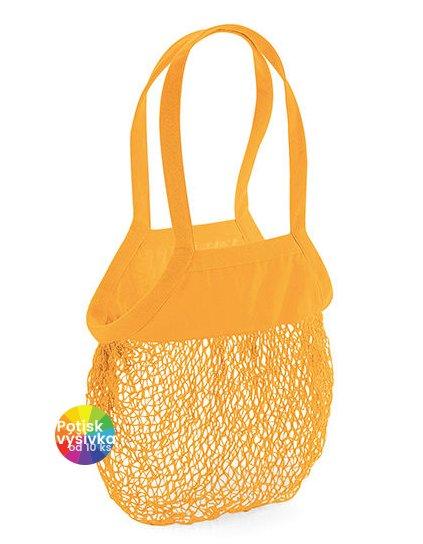 Organic Cotton Mesh Grocery Bag  G_WM150
