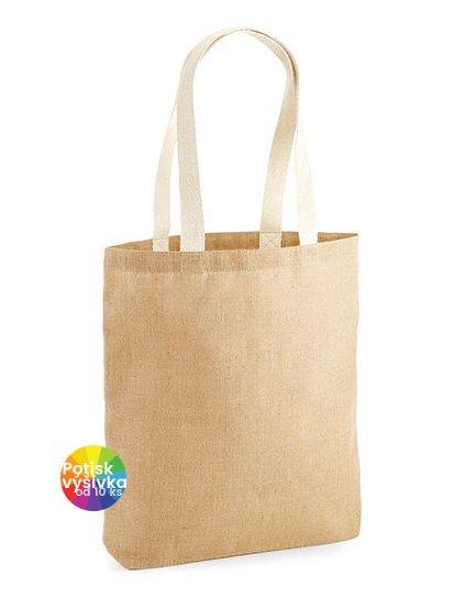 Unlaminated Jute Bag  G_WM455