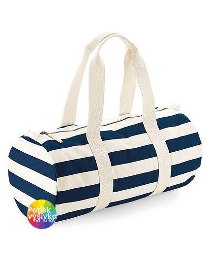 Nautical Barrel Bag  G_WM688