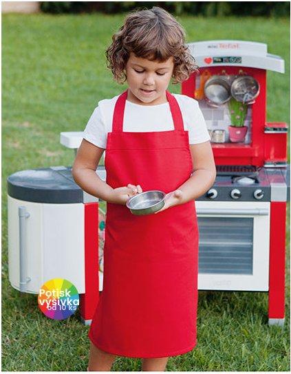 Cotton Barbecue Apron Kids  G_X1009