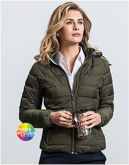 Ladies´ Hooded Nano Jacket  G_Z440F