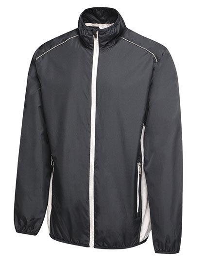 Regatta Activewear Men`s Athens Tracksuit Jacket Barva: Navy/White, Velikost: M G_RGA411