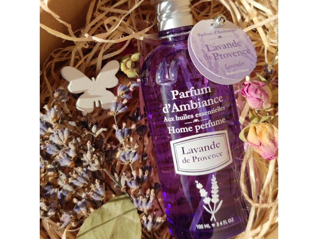 Lavende Esprit de Provence interiérová vůně 100 ml