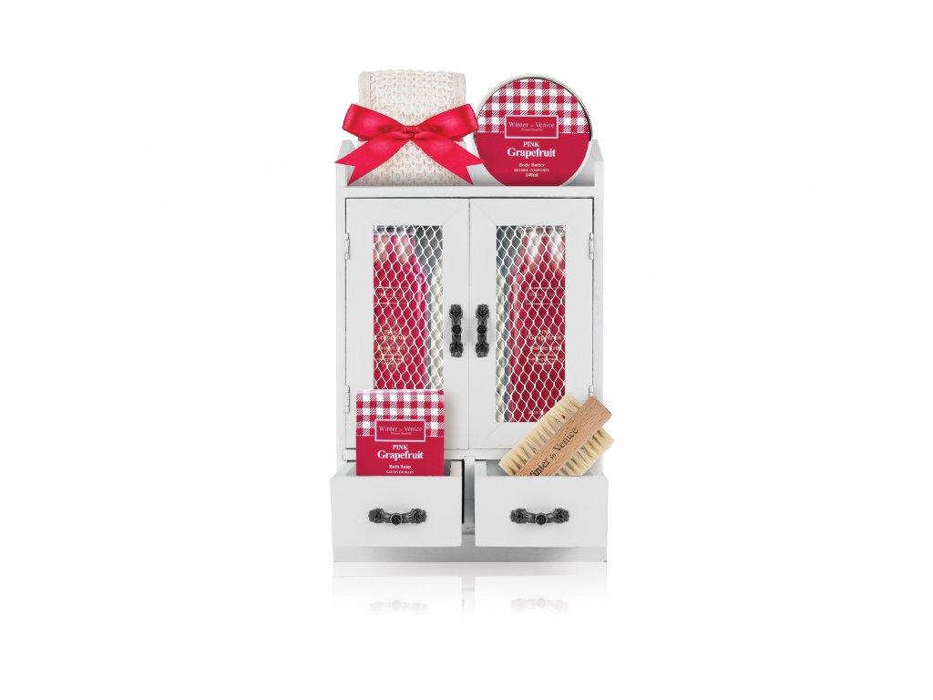 Copy of Pink Grapefruit Cupboard